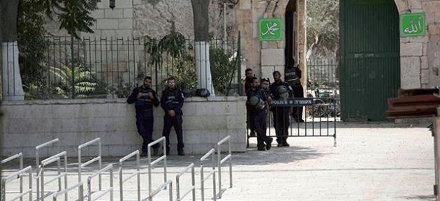13 Filistinli yaralandı