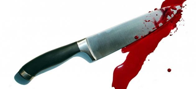 9 yerinden bıçaklandı