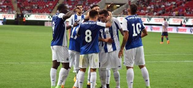 Aboubakar Porto formasıyla golü buldu