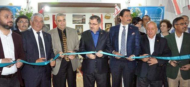 Ankara'da Kıbrıs Evi açıldı