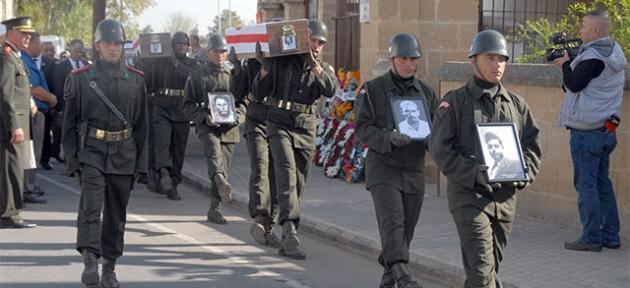 Askeri tören  düzenlendi
