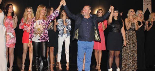Balizza'nın 2015 Yaz modelleri Merit'te sergilendi