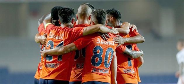 Başakşehir galibiyetle başladı 1-0