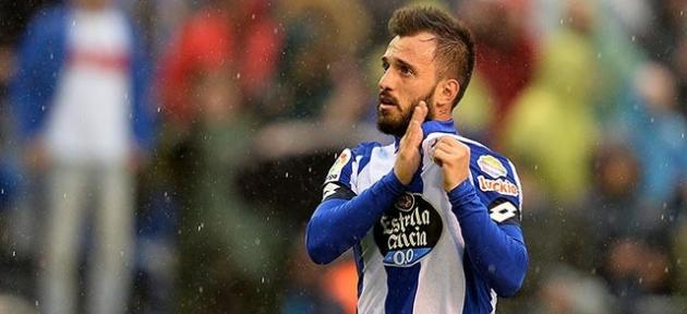 Deportivo'da Emre Çolak tartışması