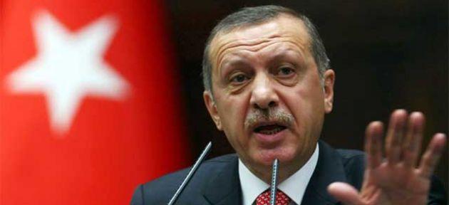 Erdoğan: Garantörlükten vazgeçilmez