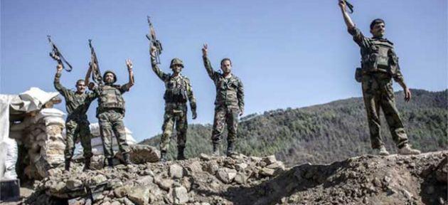 Esed güçlerinin operasyonlarında 47 kişi öldü