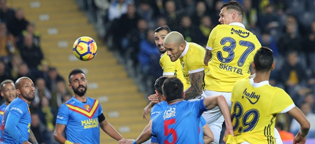 Fenerbahçe, 90+3'te