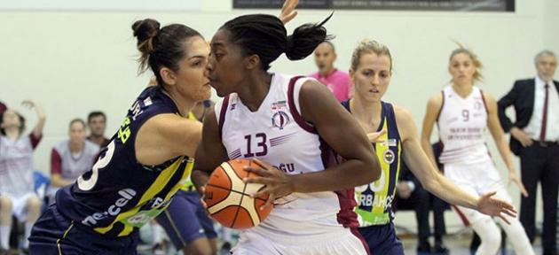 Fenerbahçe galip 62-58