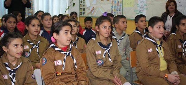 İlkokullarda çevre eğitimi başlatıldı
