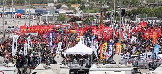 İstanbul gerildi