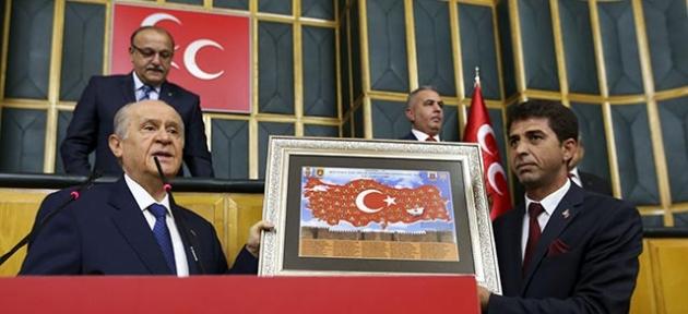 'Kıbrıs, Türk'ün yurdu'