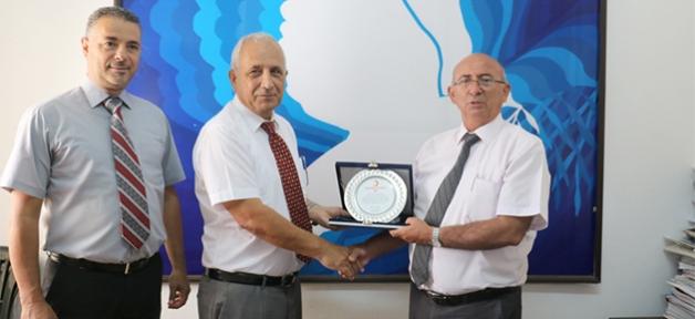 Kızılay'dan TDP'ye ziyaret