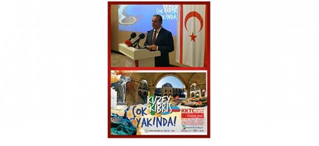 Kuzey Kıbrıs turizmi  Antalya'da tanıtılıyor