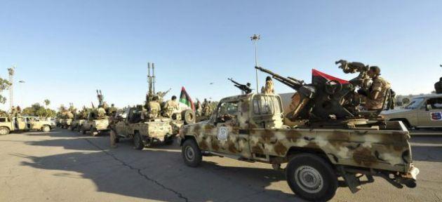 Libya'daki çıkan çatışmada 3 kişi öldü, 6 kişi yaralandı