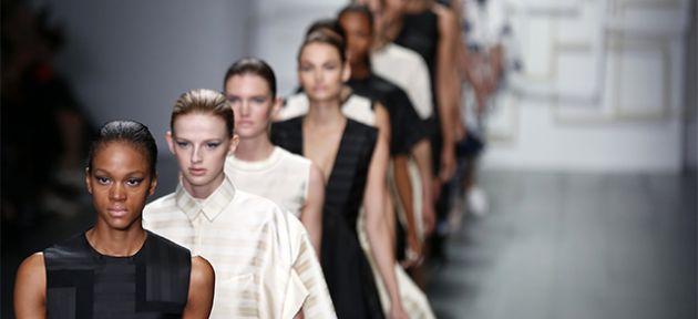 Londra Moda Haftası devam ediyor