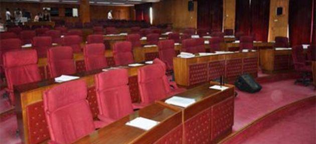 Meclis Genel Kurulu nisap yetersizliği nedeniyle toplanamadı