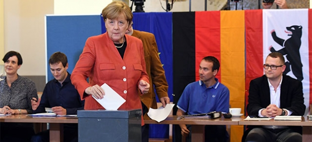 Merkel'in 4'üncü zaferi