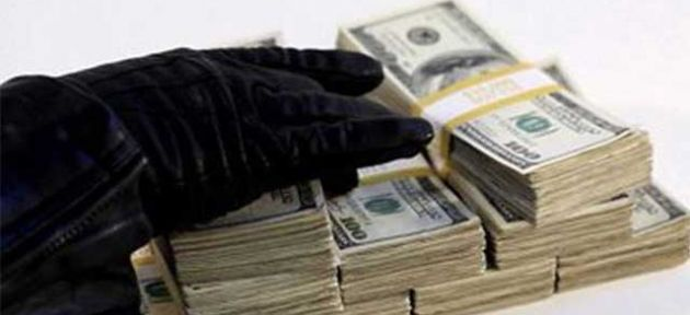 Silahlı banka soygunu