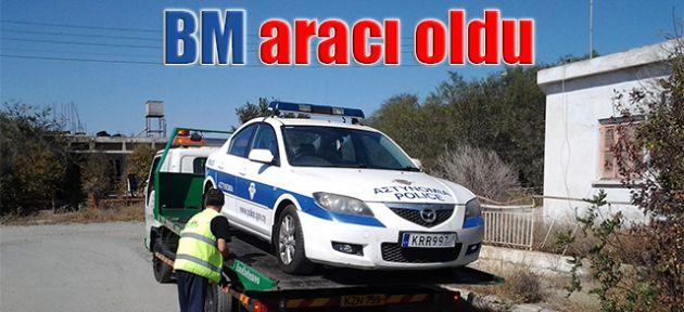 Rum polisine ait emareler, teslim edildi
