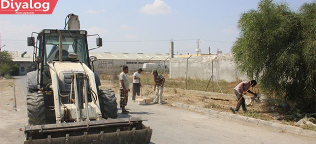 Sanayi sokak sokak temizleniyor
