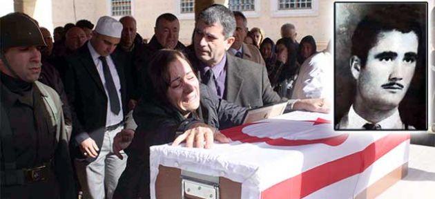 Şehit Abdullah Haşim'in ruhu rahata erdi