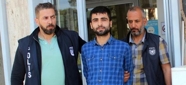 Sehvetullah'ı  Ercan'da karşıladı