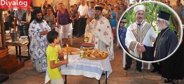 Suriçi'nde ortak dilek