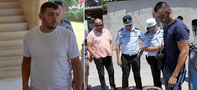 Sürücü tutuklandı