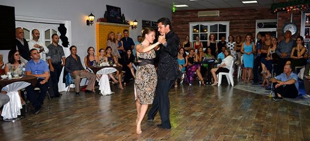 Tango Siempre'nin sezon açılışı yapıldı