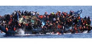600 sığınmacı taşıyordu