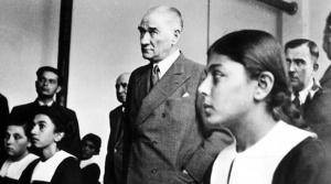 """""""Atatürk'ün izindeyiz"""""""
