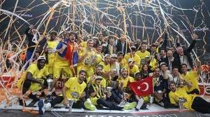 Avrupa'nın kralı Fenerbahçe!