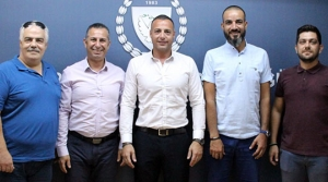 Cahitoğlu KTSYD heyetini kabul etti