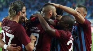 Çılgın maç Trabzonspor'un 4-3