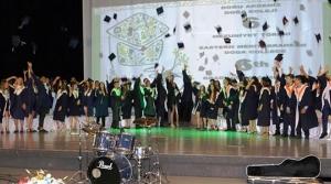 Diploma sevinci yaşadılar