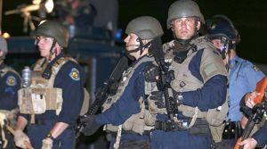 Ferguson'da öfke dinmiyor