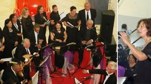 Kıbrıs Sanat Derneği konser verdi