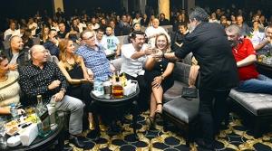 Letafet Bar'da müzik dolu gece
