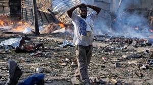Somali'd resmen katliam