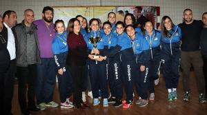 Şampiyon DAÜ ve DİGEM