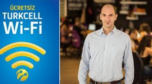 Turkcell Wi-Fi plajlarda