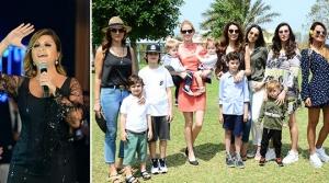 Ünlü annelerin  Kıbrıs buluşması