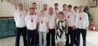 Abhazya millileri KKTC'de