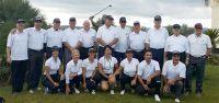 Golfçular Bodrum'da berabere kaldı