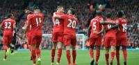 Liverpool ilk yarıda fişi çekti