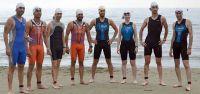 Olimpik triatlonda yılın ilk madalyası...