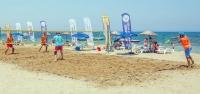 Plajda sezon tamamlanıyor