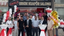 Ortaköy'de yeni  berber dükkanı