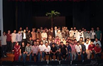 """Hala Sultan """"Bir Rüyadır Kıbrıs"""" Tiyatrosu sahnelendi"""