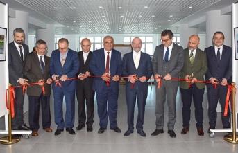 """""""Kıbrıs Türk Millî Mücadele"""" temalı fotoğraf sergisi açıldı"""